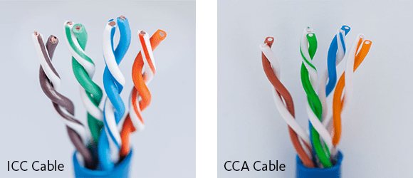 The Risk of Using Copper Clad Aluminum Cables
