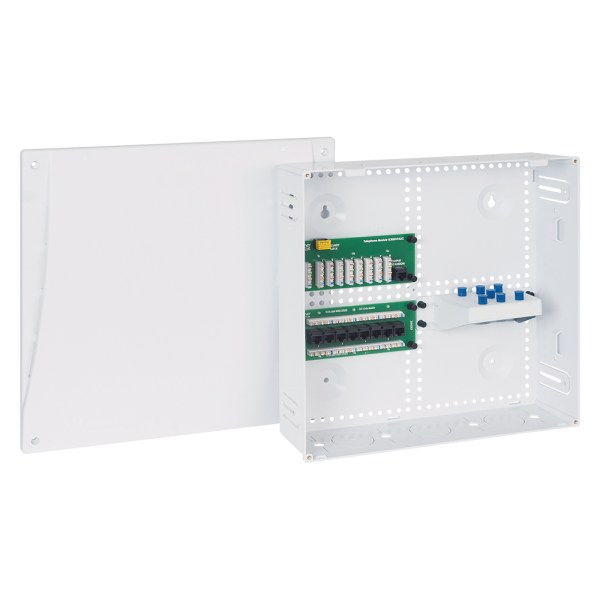 14-inch Plastic Wiring Enclosure Combo with Cover ICRESDP14K