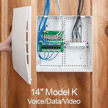 14 inch Model K - Voice, Video, and Data