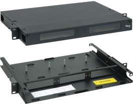 Classic 1 RMS Rack Mount Enclosure with 3 Slots