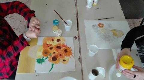 lezioni d'arte