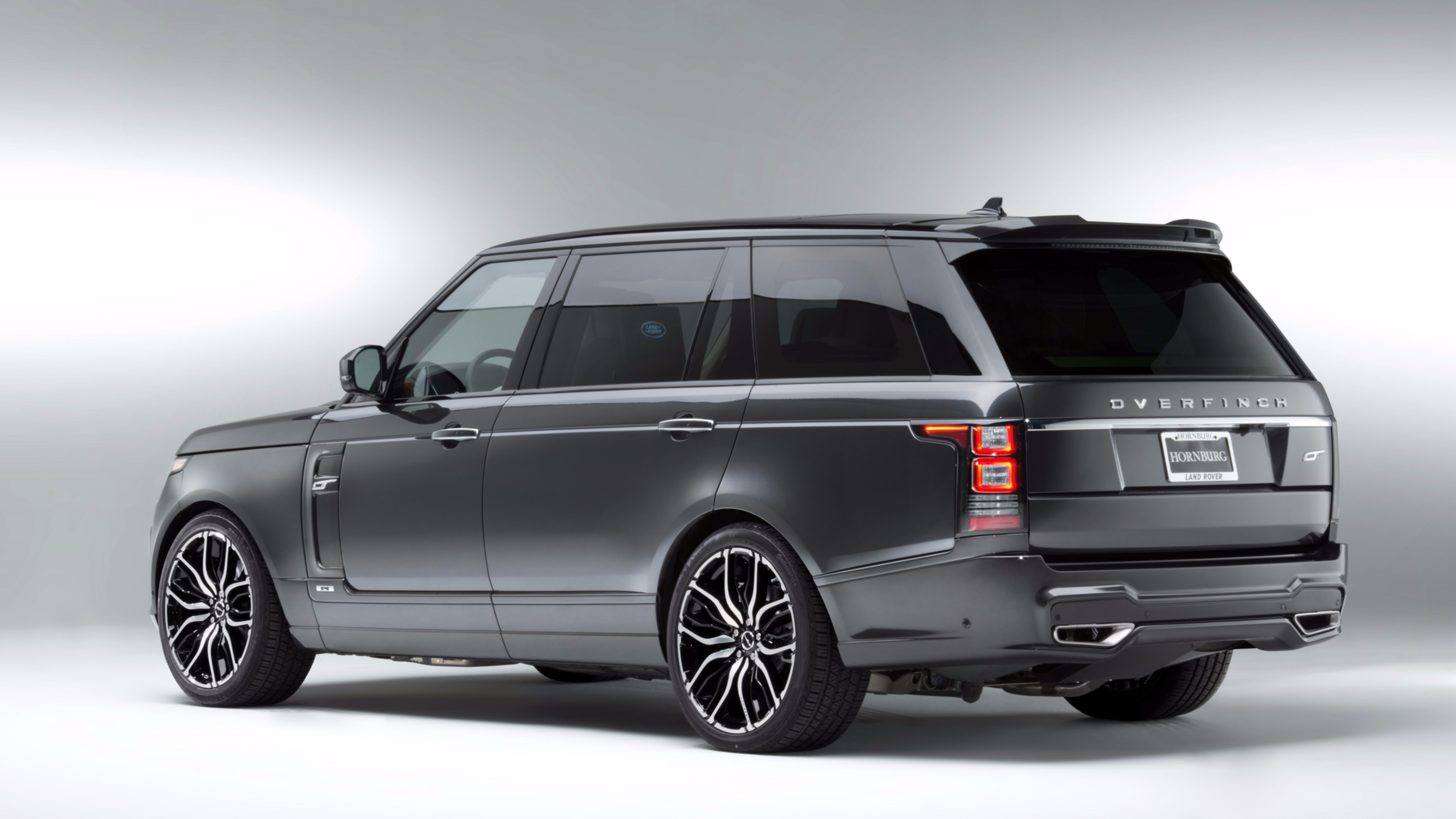 VWVortex Overfinch Manhattan and London Edition Range Rovers