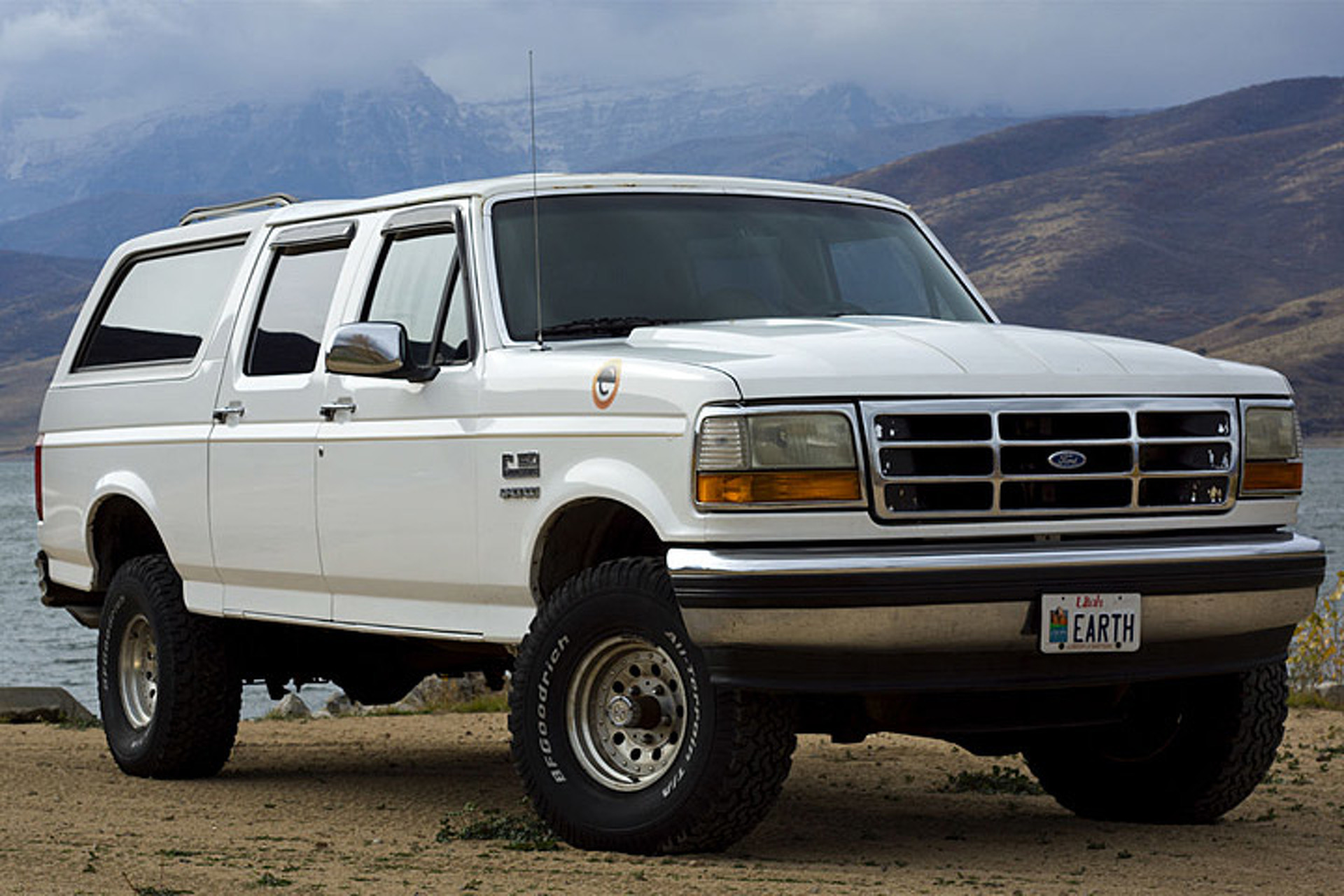 This Is The Four Door Ford Bronco You Didnt Know Existed
