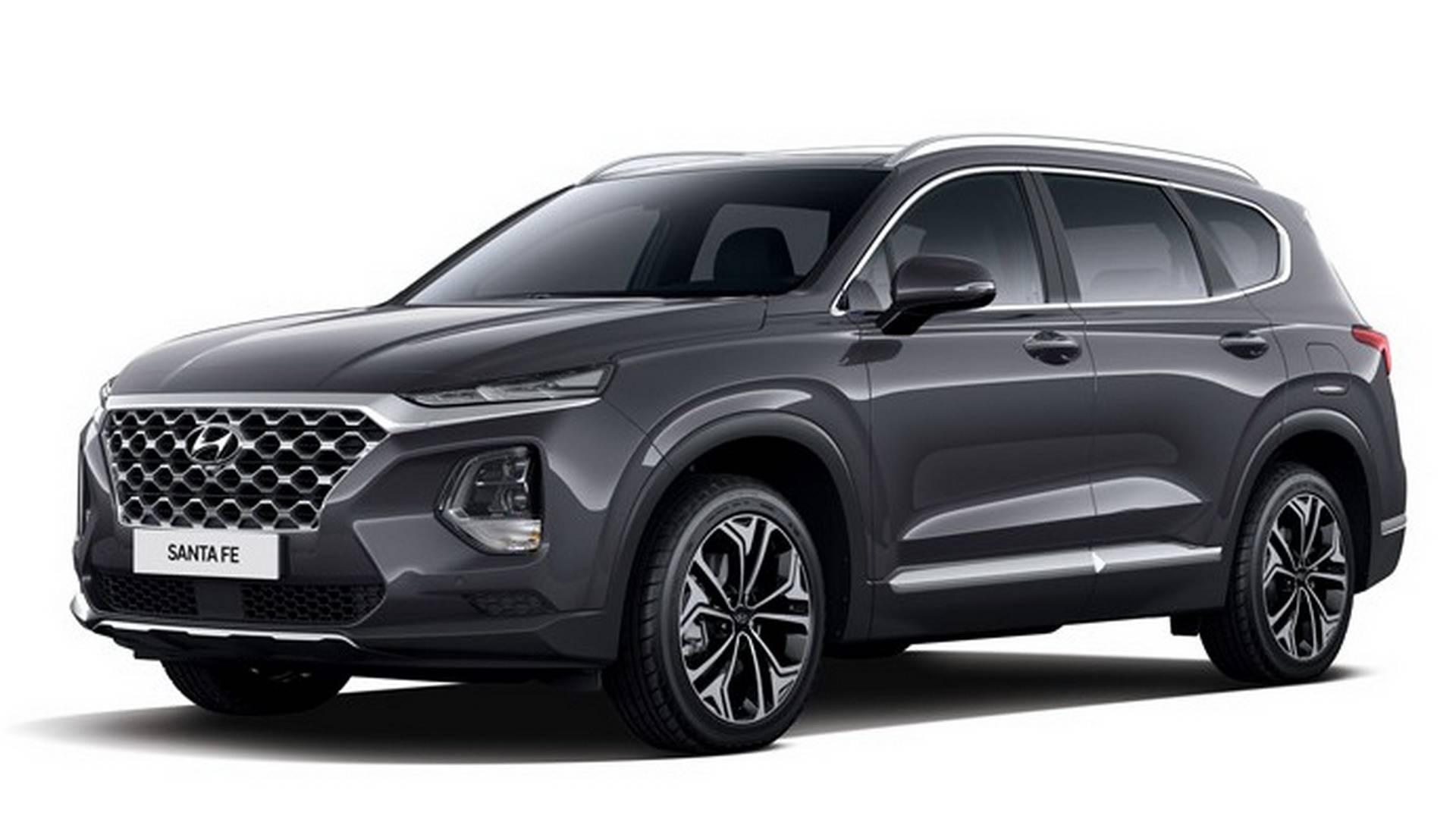 2018 4th Generation Hyundai Sante Fe Korean Talk