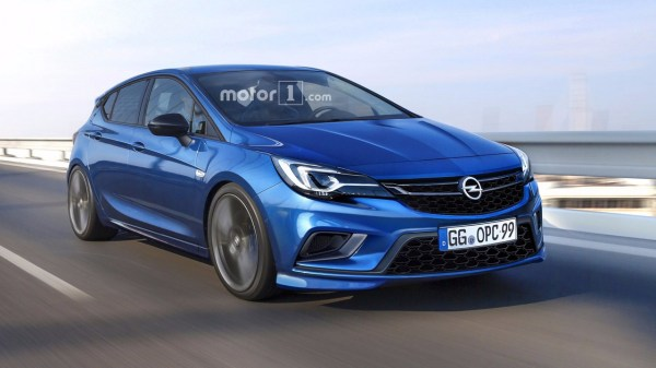 Opel Astra OPC coming later this year, here's how it might ...