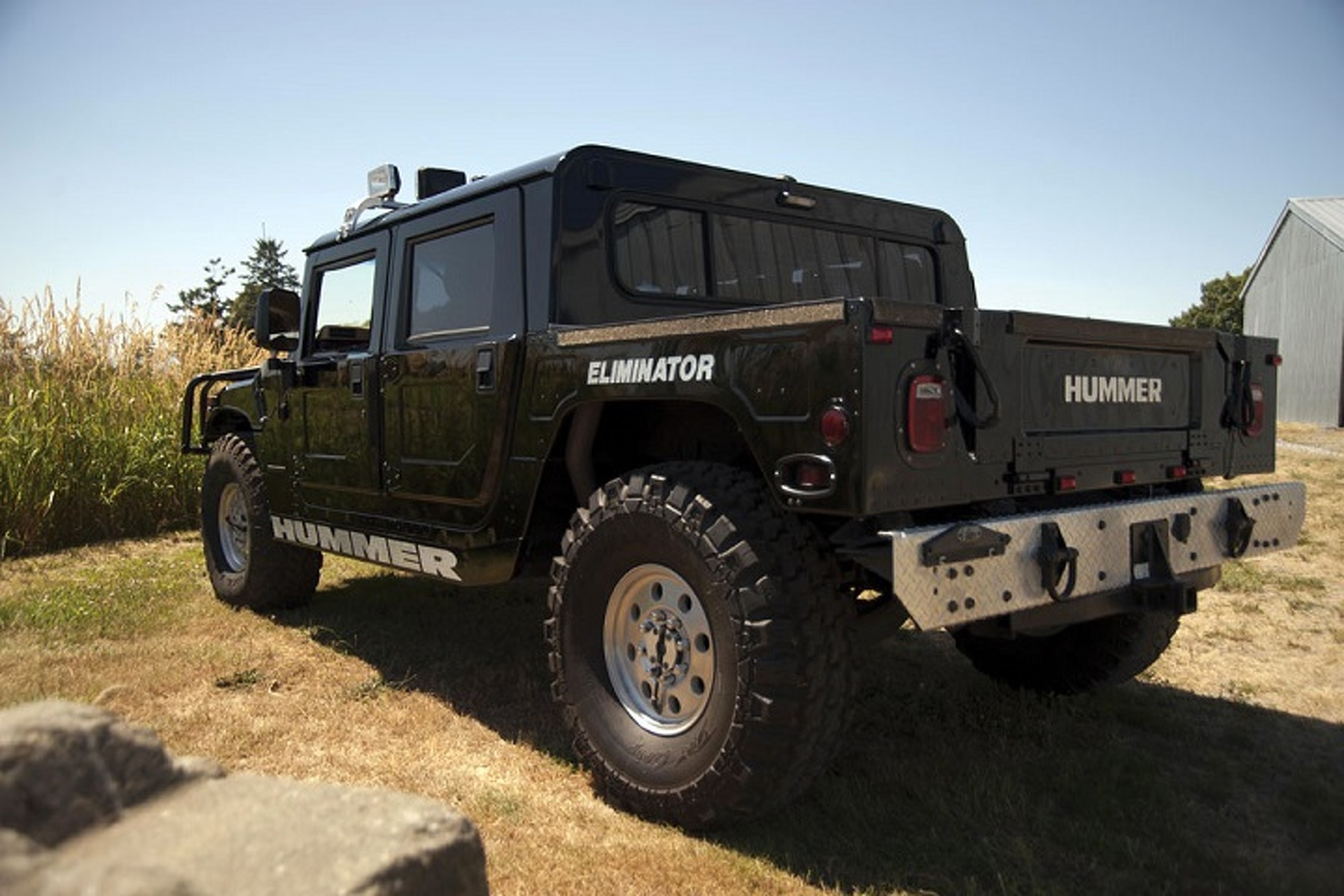 Shakur s 1996 Hummer H1 is for Sale