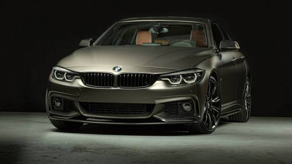2018 BMW 440i Gran Coupe with M Performance Parts | Motor1 ...