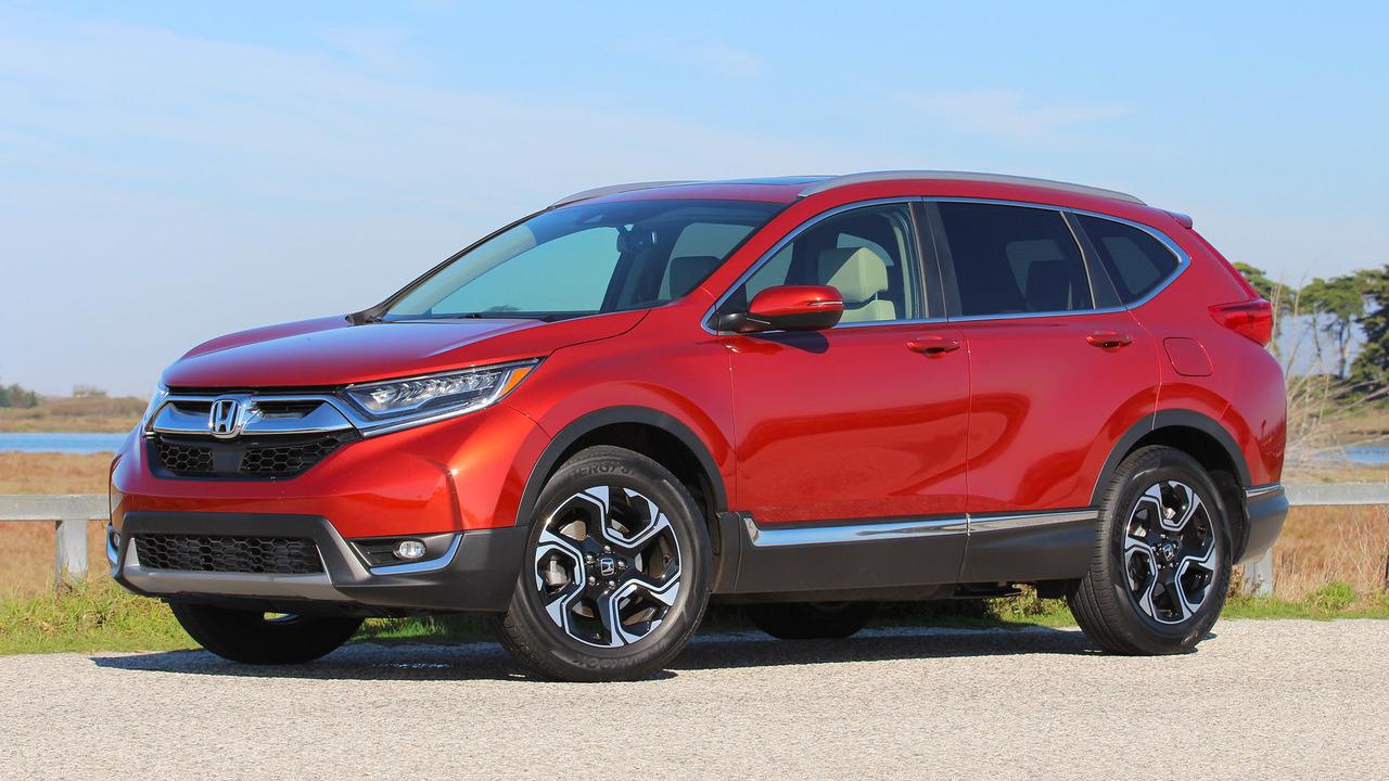 2016 Honda Cr V Trim Comparison