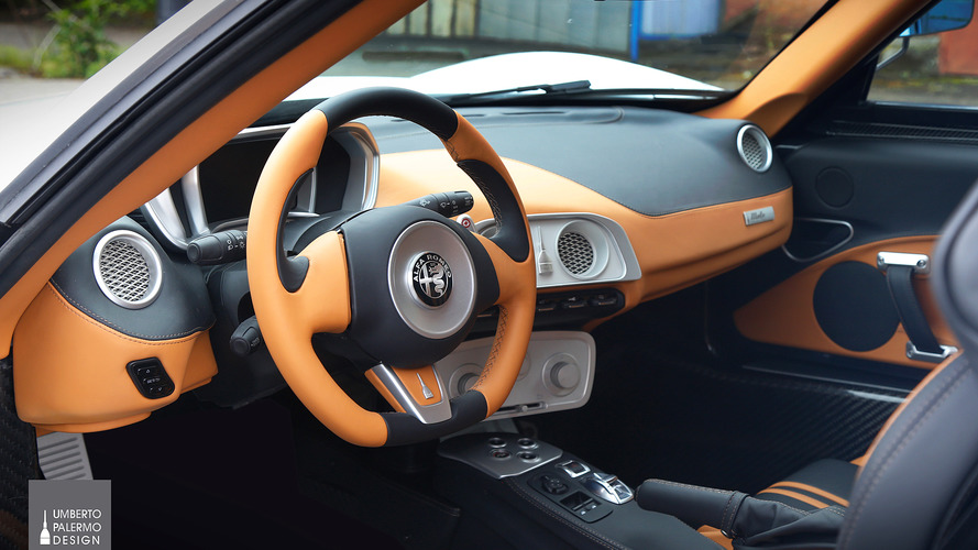 Italian Coachbuilder Imagines What Next Alfa 4C Would Look