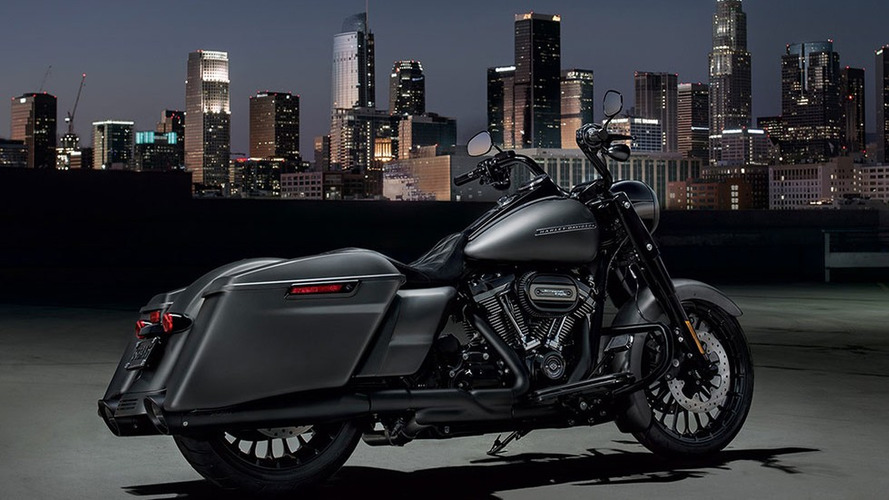 2017 Harley Davidson Road King Special Photo