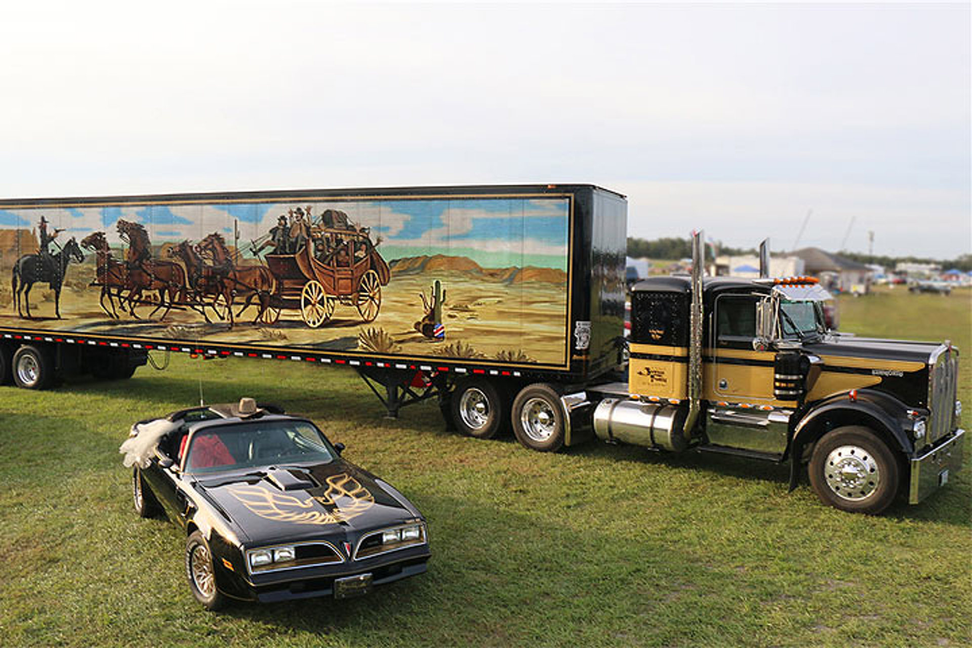 Kenworth Trucks W900 Huose