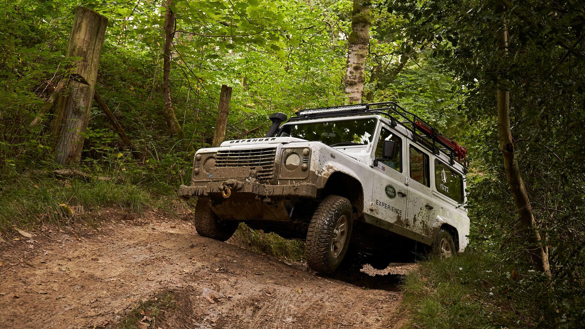 We Took The Land Rover Defender A Very British Expedition