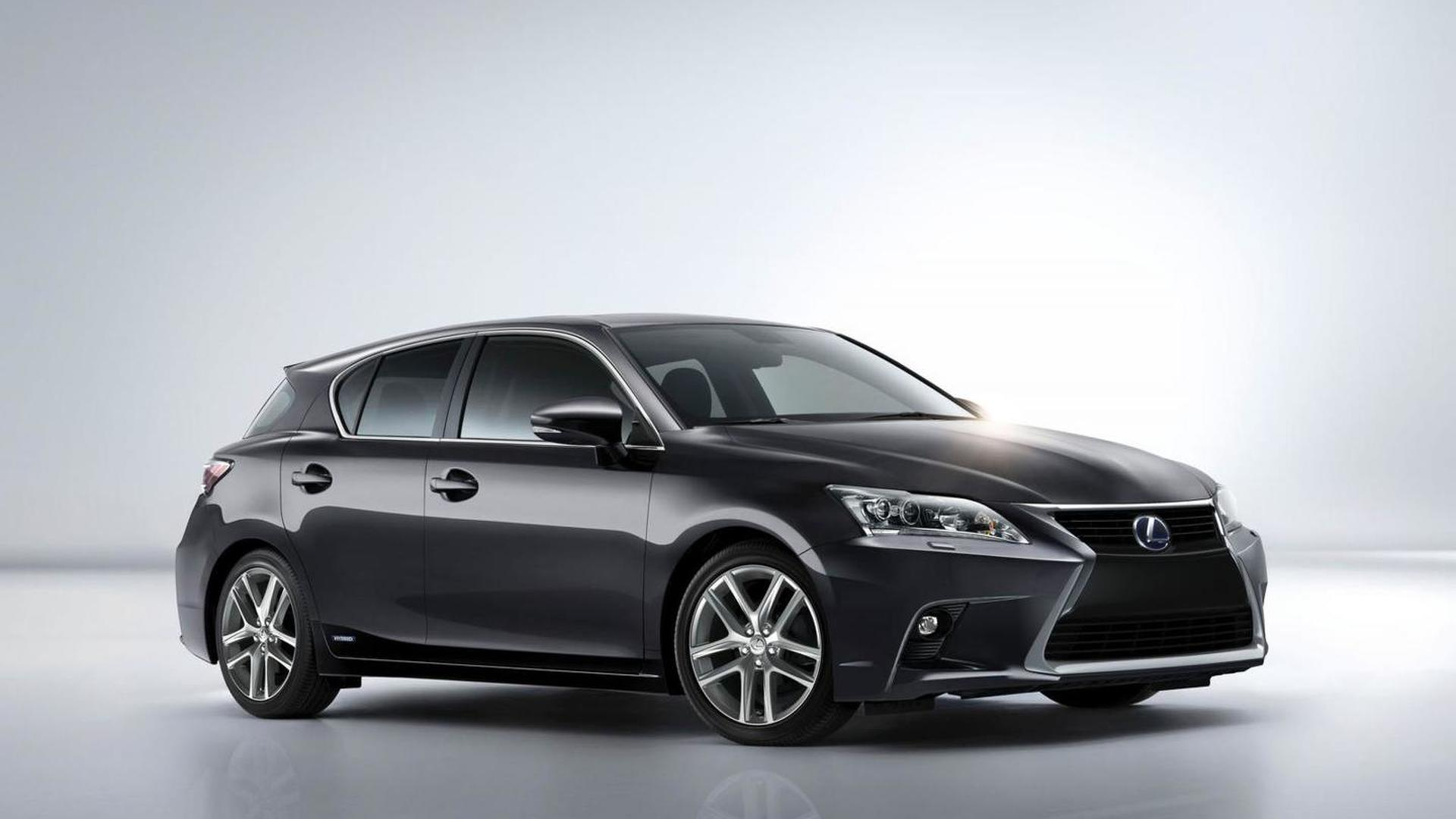Lexus CT 200h News and Reviews