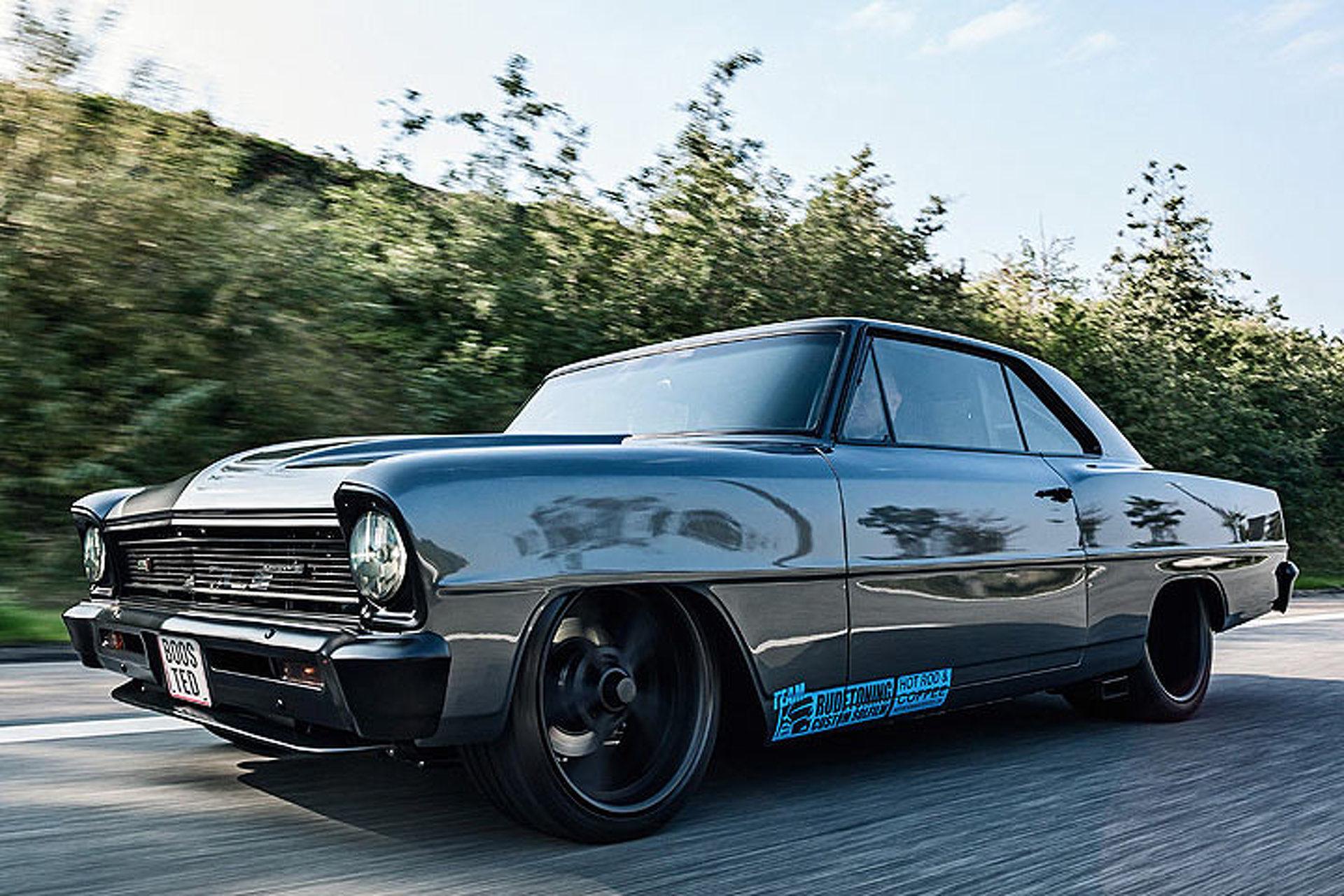 1966 Chevrolet Camaro Ss