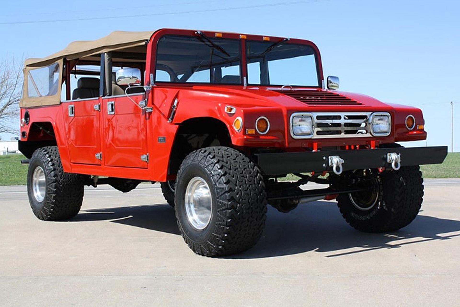 Jurassic Truck T REX Don t Call it a Hummer