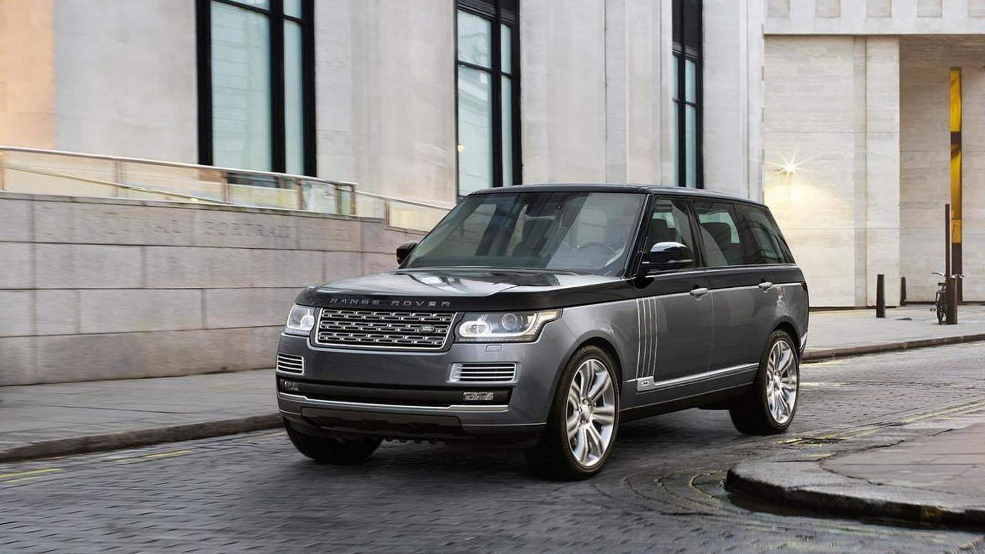 Land Rover hints the £200 000 Range Rover could be partially hand
