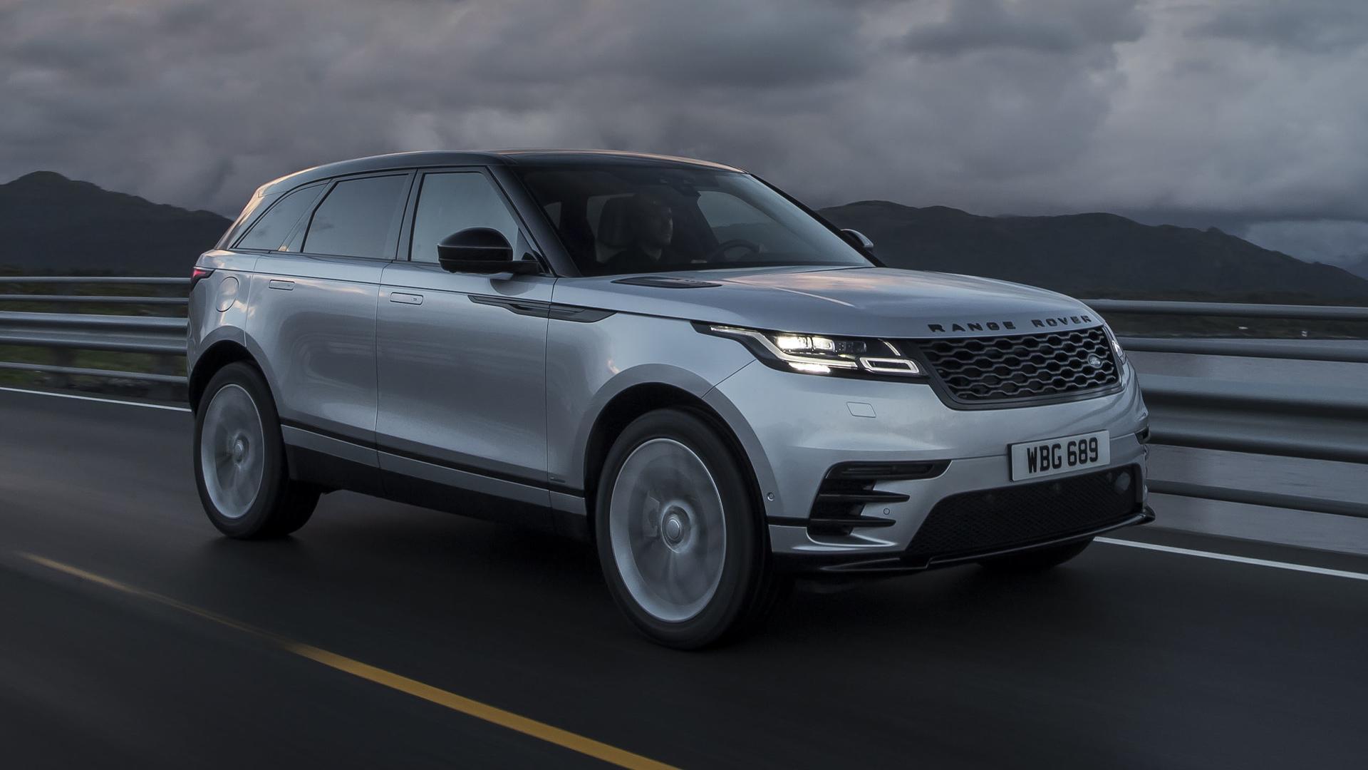 Land Rover Range Rover Velar News and Reviews