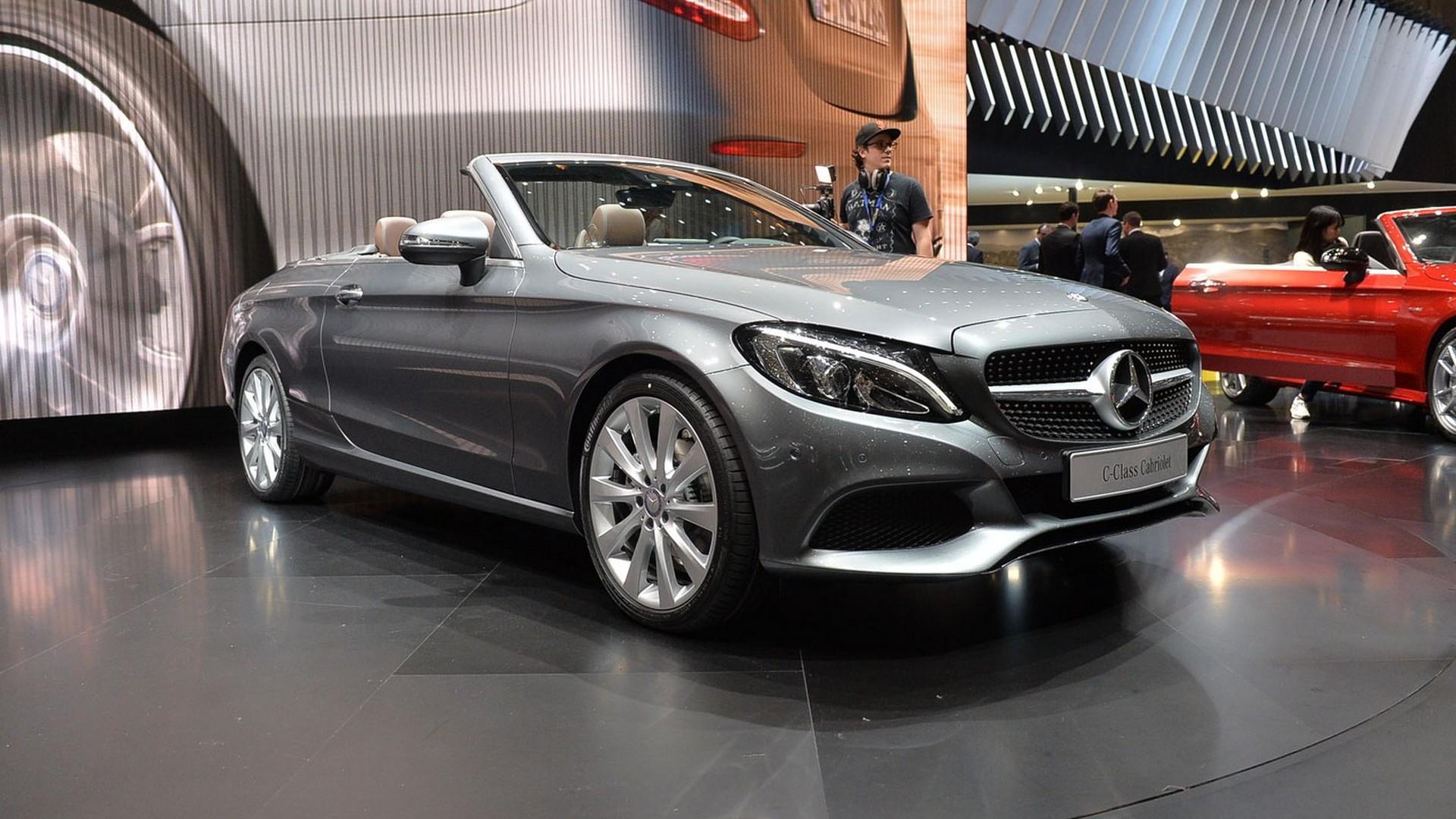 Mercedes Benz C Class Cabriolet News And Reviews