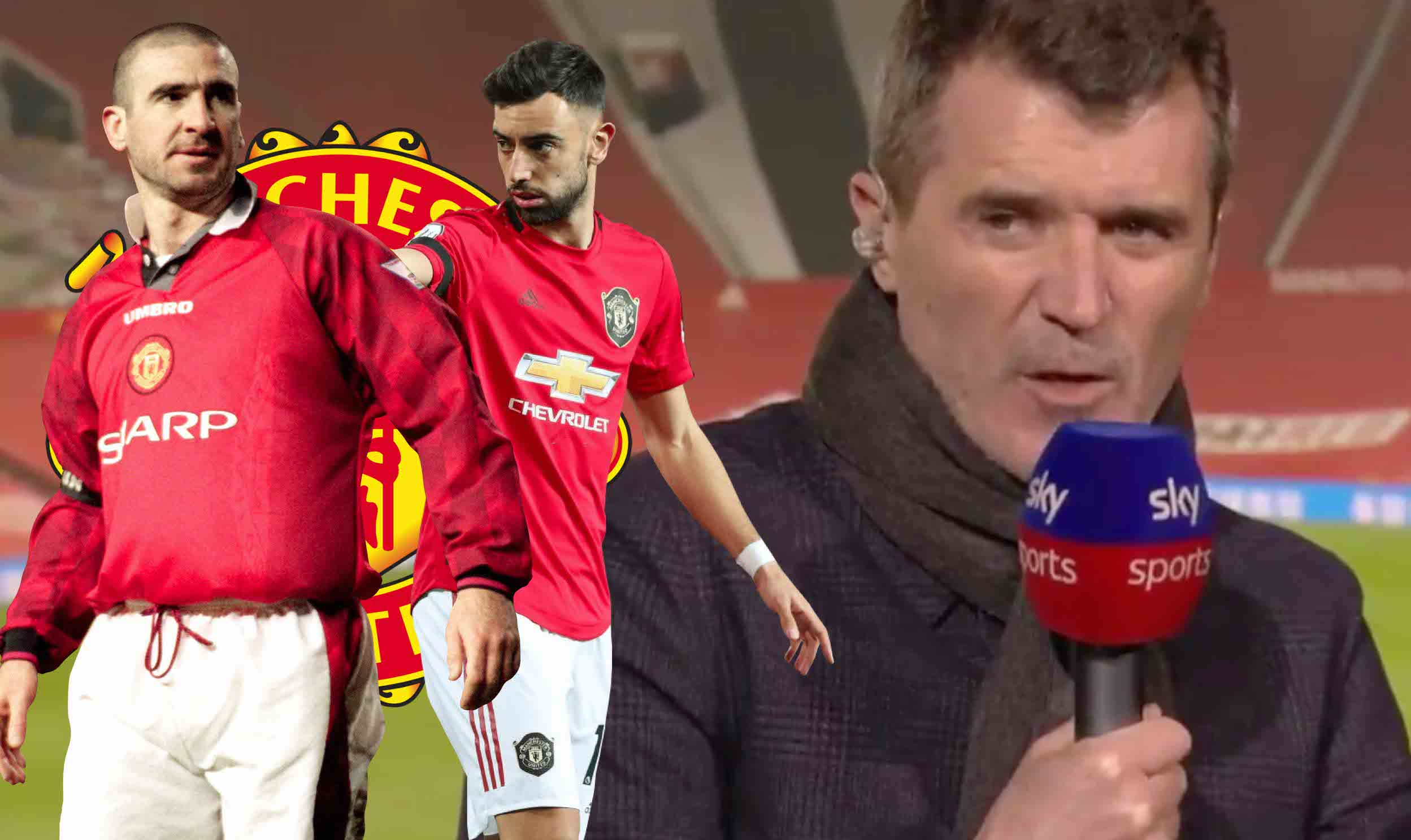 Besoccer il y a 3 mois 2k. Video: Roy Keane shoots down any comparison between Bruno ...