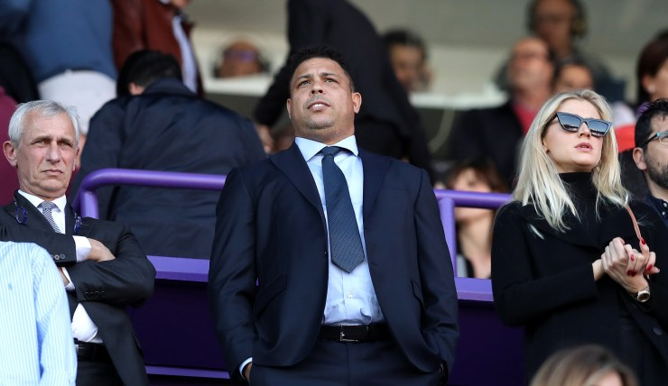 Real Valladolid club chief speaks out against Real Madrid and other clubs forming European Super League ronaldo nazario real valladolid cf v rcd espanyol la liga 2020