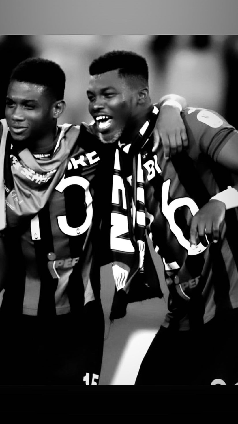 Amad Diallo and Willy Ta Bi 2