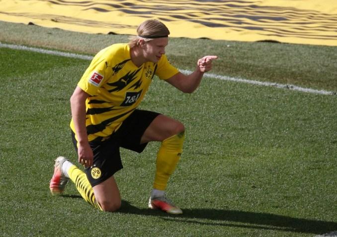 Haaland Dortmund