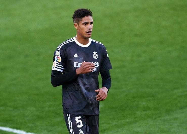 raphael varane  Man United Varane transfer boost as Alaba joins Real Madrid mr r varane