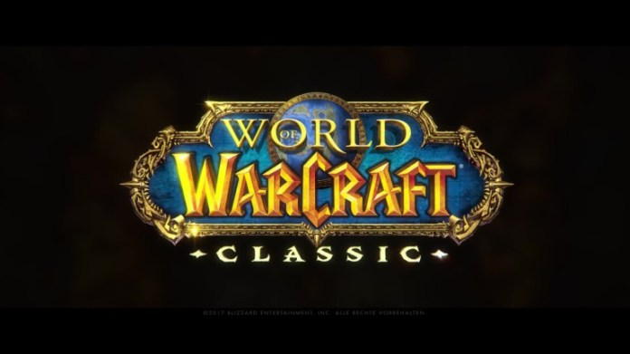 WoW: Classic - Classic server option announced