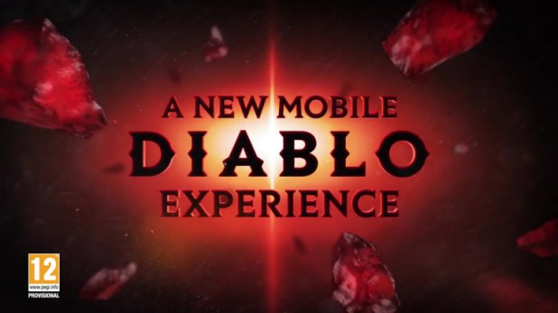 Diablo Immortal: The first game trailer for mobile phone