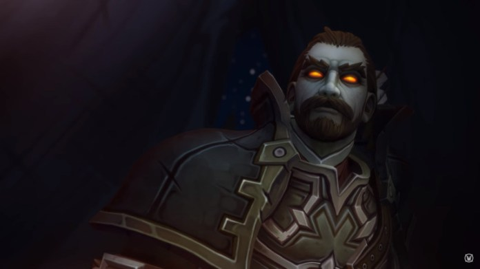 WoW: Darkshore Horrors - Cinematic agrees on Patch 8.1