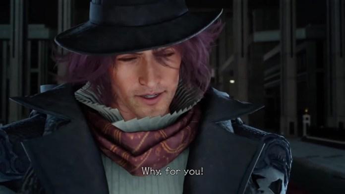 Final Fantasy 15: Der erste Trailer zu Episode Ardyn