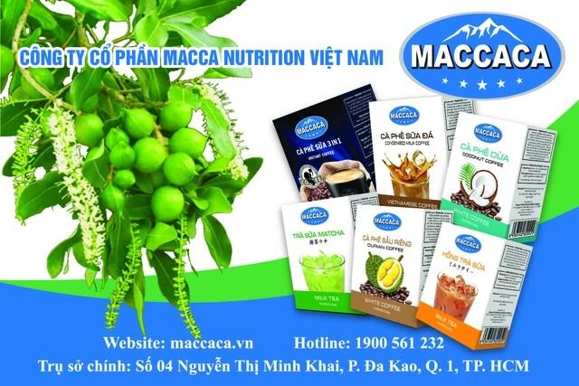 Trải nghiệm hương vị thức uống mới lạ cùng Maccaca - 2