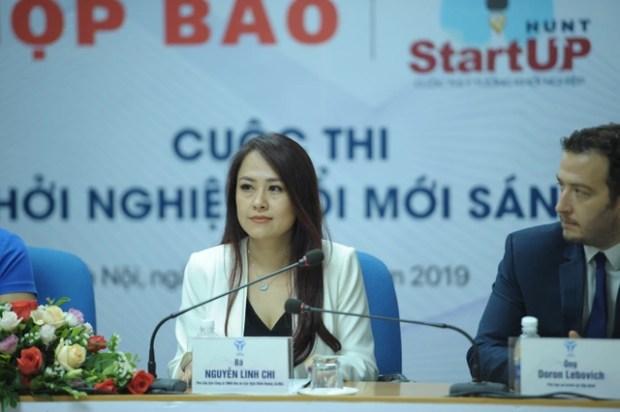 Công ty ALMA đồng hành cùng cuộc thi khởi nghiệp STARTUP HUNT 2019 - 2
