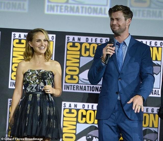 Natalie Portman sẽ vào vai Thần Sấm Thor - 3