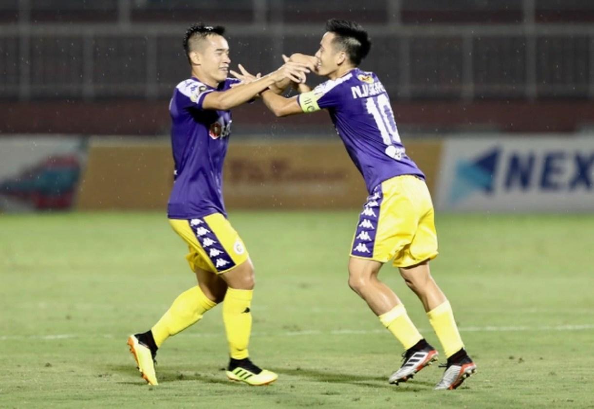 Quang Hải ghi bàn, CLB Hà Nội thắng đậm Sài Gòn FC - 5