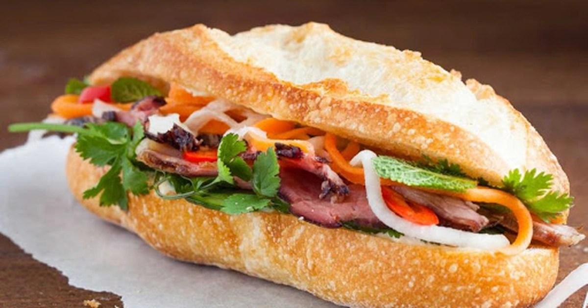 Google tôn vinh bánh mì Việt Nam trên trang chủ 9 nước khác nhau | Báo Dân  trí