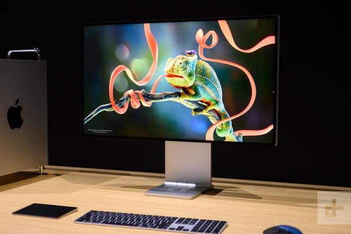 Apple's XDR technology debuted on the Pro Display XDR.