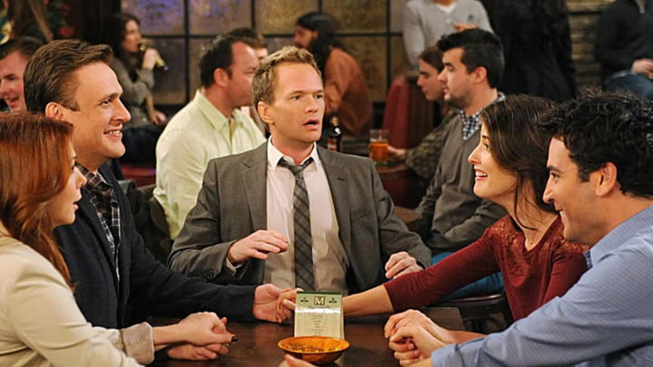 How I Met Your Mother on Amazon Prime
