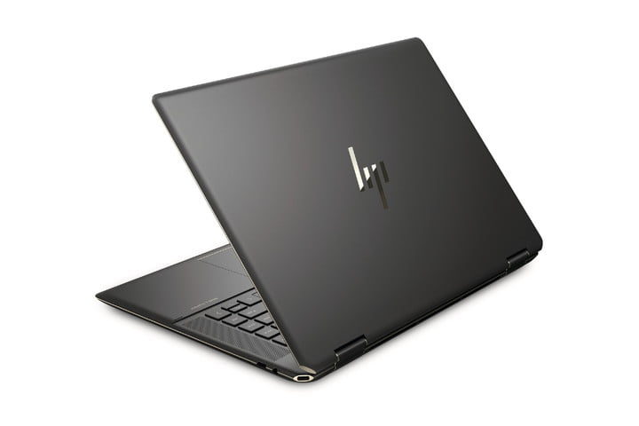 The back lid of the HP Spectre x360 16.