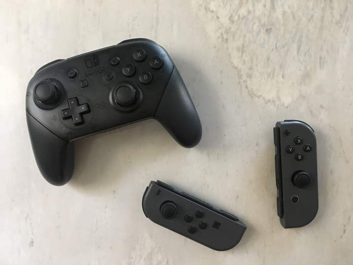 How To Connect A Nintendo Switch Controller To Your Pc Digital Trends