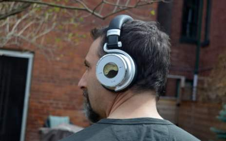 Meters headphones hands-on review: Analog style with a digital twist