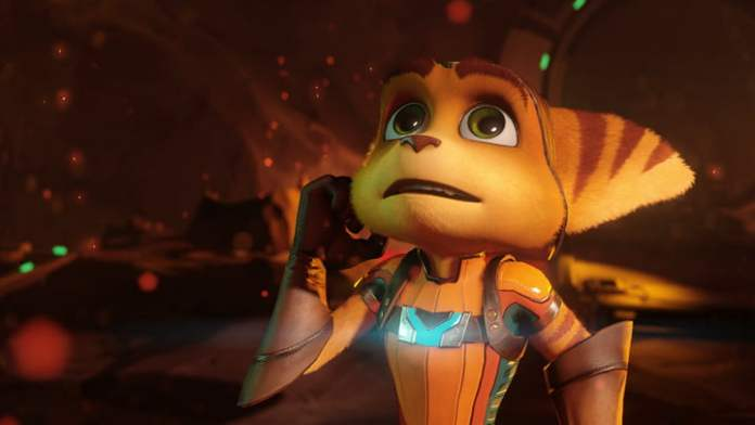 Ratchet to Ratchet and Clank: Rift apart.