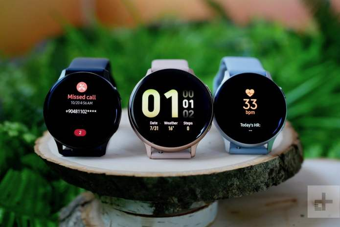 Samsung Galaxy Watch Active 2 Review The Apple Watch For Android Digital Trends