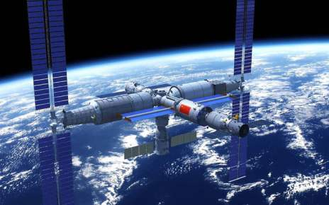 China succeeds in first cargo mission to new space station