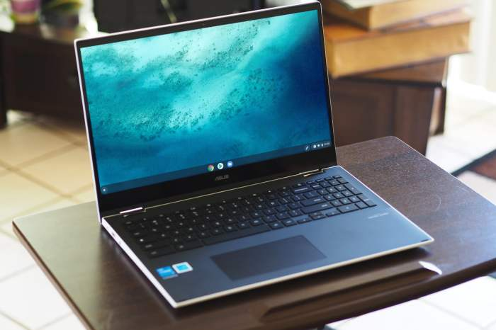 Asus Chromebook Flip C536 Review: Flawed But Inexpensive   Digital Trends