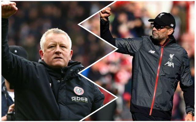 Sheffield United boss: What makes Klopp different