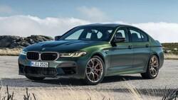 Bugüne kadarki en hızlı BMW modeli: BMW M5 CS
