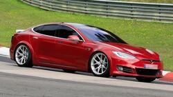Dünyanın en hızlı seri üretim aracı: Tesla Model S Plaid