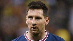 Lionel Messi: Hayran kaldım