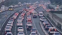 Trafiğe ilk 6 ayda 607 bin aracın kaydı yapıldı